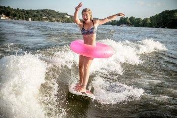 shelby wakesurfing fruitloop